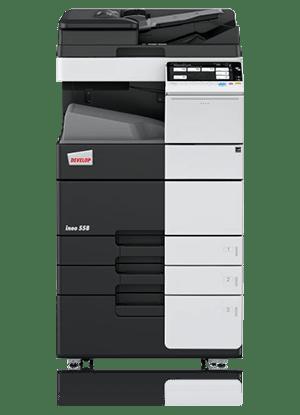 Kopimaskine og printerløsninger fra Xerox, Develop Ineo,