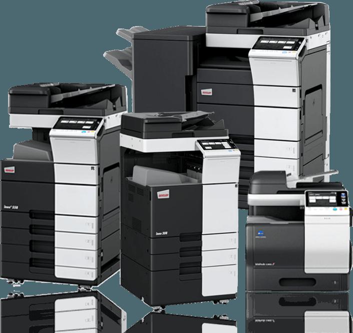 Kopimaskine og printerløsninger
