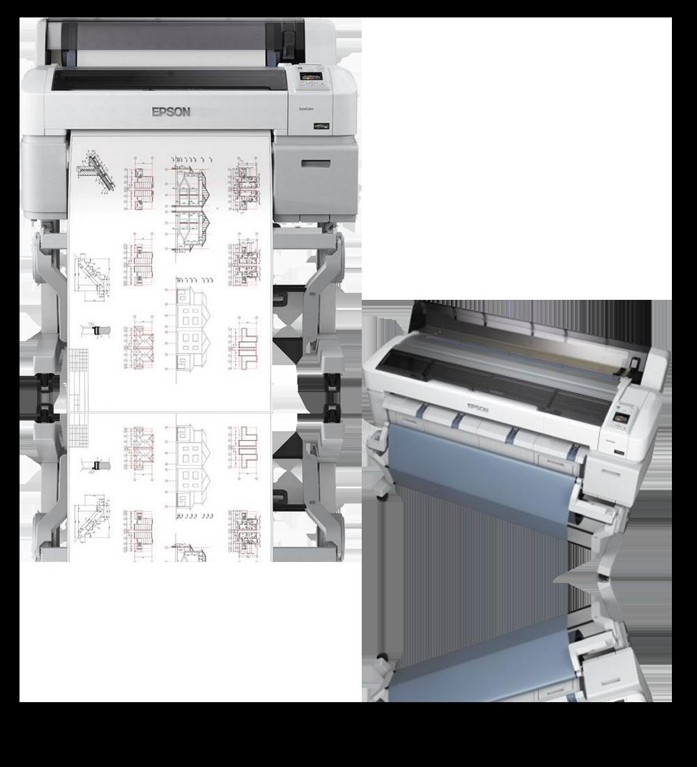 Epson SC-T3200 Serie