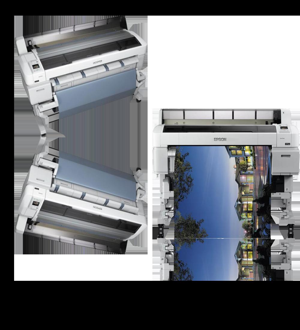 Epson SC-T5200 serie